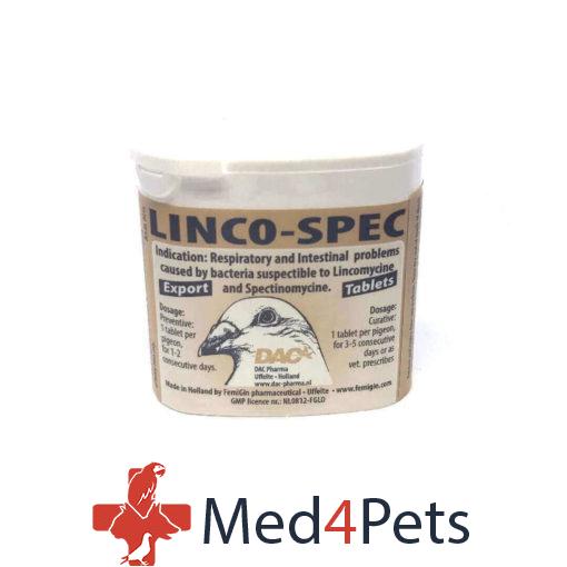 Dac Pharma Linco-Spec tablets