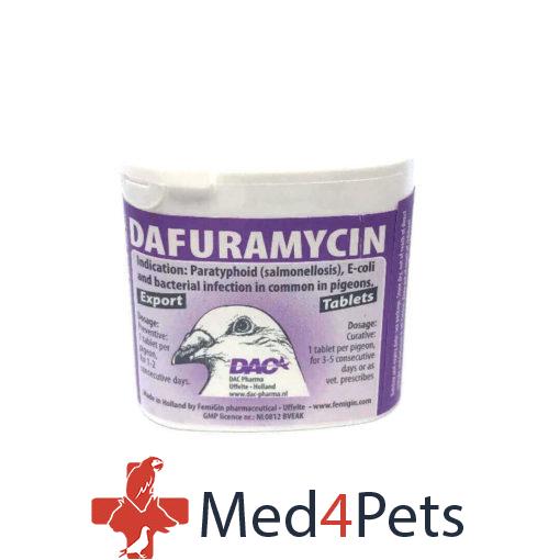 Dac Pharma Dafuramycin tablets