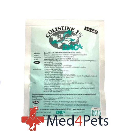 Dac Pharma Colistine