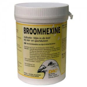 Dac Pharma Broomhexine