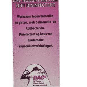 Loft Disinfectant
