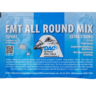 Fmt all round mix, zakjes 10g