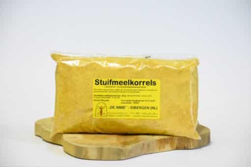 STUIFMEELKORRELS GEMALEN (500GR)