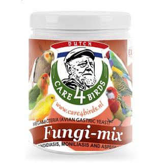 Fungi-mixBIRDS