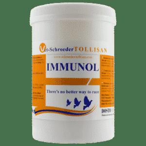 Vet-Schroeder + Tollisan Immunol 500gr